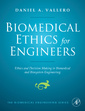 Couverture de l'ouvrage Biomedical Ethics for Engineers