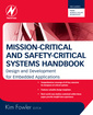 Couverture de l'ouvrage Mission-Critical and Safety-Critical Systems Handbook