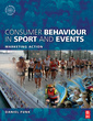 Couverture de l'ouvrage Consumer behaviour in sport and events