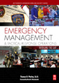 Couverture de l'ouvrage Emergency Management and Tactical Response Operations