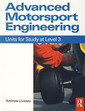 Couverture de l'ouvrage Advanced motorsport engineering: units for study at level 3
