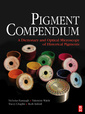 Couverture de l'ouvrage Pigment compendium: a dictionary and optical microscopy of historic pigments