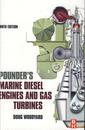Couverture de l'ouvrage Pounder's Marine Diesel Engines and Gas Turbines