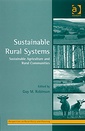 Couverture de l'ouvrage Sustainable rural systems: sustainable agriculture & rural communities (Perspectives on rural policy & planning)