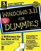 Couverture de l'ouvrage Windows 3.11 for dummies 4th edition