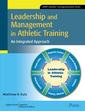 Couverture de l'ouvrage Leadership & management in athletic training
