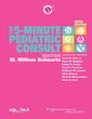 Couverture de l'ouvrage The 5-minute pediatric consult