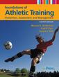 Couverture de l'ouvrage Foundations of athletic training