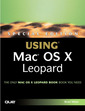 Couverture de l'ouvrage Special edition using mac os x leopard