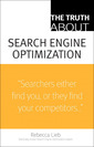 Couverture de l'ouvrage The truth about search engine optimization (1st ed )