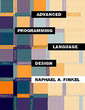 Couverture de l'ouvrage Advanced programming language design
