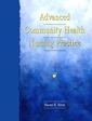 Couverture de l'ouvrage Advanced community health nursing practice