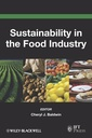 Couverture de l'ouvrage Sustainability in the food industry