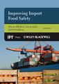 Couverture de l'ouvrage Improving import food safety