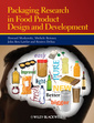 Couverture de l'ouvrage Packaging research in food product design and development