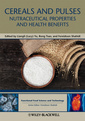 Couverture de l'ouvrage Cereals and pulses: Nutraceutical properties and health benefits