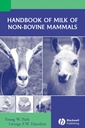 Couverture de l'ouvrage Handbook of milk of non-bovine mammals