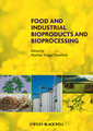 Couverture de l'ouvrage Food and industrial bioproducts and bioprocessing