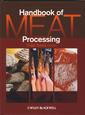 Couverture de l'ouvrage Handbook of meat processing