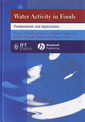 Couverture de l'ouvrage Water activity in foods : Fundamentals & applications