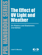 Couverture de l'ouvrage The Effect of UV Light and Weather