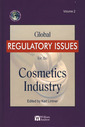 Couverture de l'ouvrage Global Regulatory Issues for the Cosmetics Industry