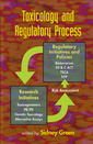 Couverture de l'ouvrage Toxicology & regulatory process