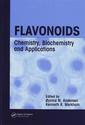 Couverture de l'ouvrage Flavonoids : Chemistry, biochemistry & applications