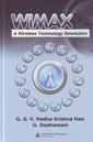 Couverture de l'ouvrage WiMAX : A wireless techology revolution
