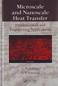 Couverture de l'ouvrage Microscale & nanoscale heat transfer: Fundamentals & engineering applications