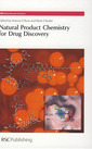 Couverture de l'ouvrage Natural product chemistry for drug discovery