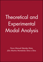 Couverture de l'ouvrage Theoretical and Experimental Modal Analysis