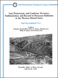 Couverture de l'ouvrage Late proterozoic and cambrian tectonics, sedimantation and record of metazoan radiation (IGC field trip guidebooks)