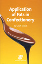 Couverture de l'ouvrage Applications of fats in confectionery