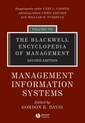 Couverture de l'ouvrage Blackwell encyclopedia of management: management information systems (2nd ed ) (paper)