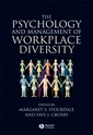 Couverture de l'ouvrage The psychology & management of workplace diversity (paper)