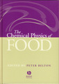 Couverture de l'ouvrage The chemical physics of food