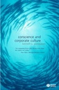 Couverture de l'ouvrage Conscience and corporate culture