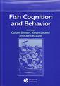 Couverture de l'ouvrage Fish cognition and behavior