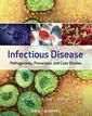 Couverture de l'ouvrage Infectious disease: Pathogenesis, prevention & case studies