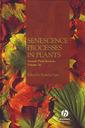 Couverture de l'ouvrage Senescence processes in plants (Annual plant reviews 26)