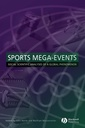 Couverture de l'ouvrage Sports Mega-Events