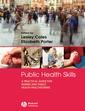 Couverture de l'ouvrage Public health skills for nurses : a practical guide