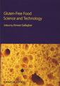 Couverture de l'ouvrage Gluten-free food science & technology