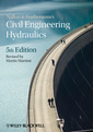 Couverture de l'ouvrage Civil engineering hydraulics (paperback)