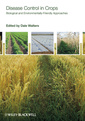 Couverture de l'ouvrage Disease control in crops: biological and environmentally-friendly approaches