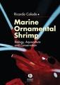 Couverture de l'ouvrage Marine ornamental shrimp: biology, aquaculture & conservation
