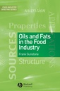 Couverture de l'ouvrage Oils and fats in the food industry