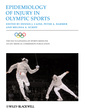 Couverture de l'ouvrage Epidemiology of injuries in olympics sportss