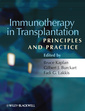 Couverture de l'ouvrage Immunotherapy in transplantation: principles and practice